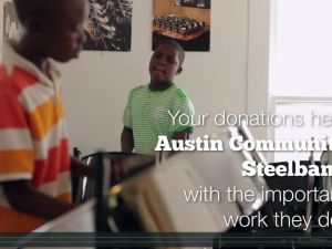 Video Austin Steelband Program