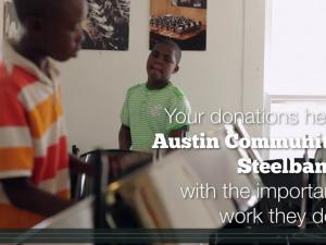 Video Austin Steelband Program